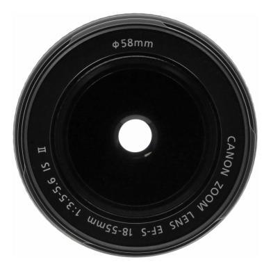 Canon 18-55mm 1:3.5-5.6 EF-S III schwarz - neu