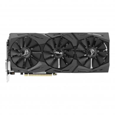 Asus ROG Strix GeForce GTX 1080 Advanced (90YV09M2-M0NM00) noir - Bon