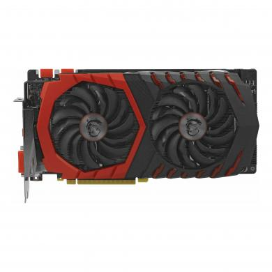 MSI GeForce GTX 1070 Gaming X 8G (V330-001R) schwarz & rot - neu