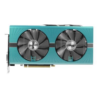 Sapphire Nitro+ Radeon RX 580 8GD5 Special Edition (11265-21-20G) blau - neu