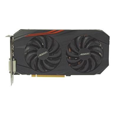 Gigabyte Aorus Radeon RX 580 8G (GV-RX580AORUS-8GD) schwarz - neu
