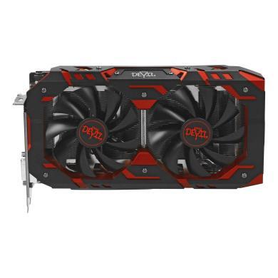 PowerColor Radeon RX 580 Red Devil (AXRX 580 8GBD5-3DH/OC) negro - nuevo