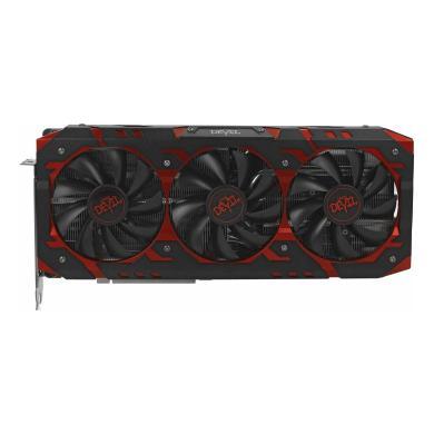 PowerColor Radeon RX Vega 64 Red Devil (AXRX VEGA 64 8GBHBM2-2D2H/OC) schwarz / rot - neu