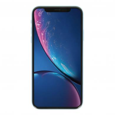 Apple iPhone XR 128GB blau - gut
