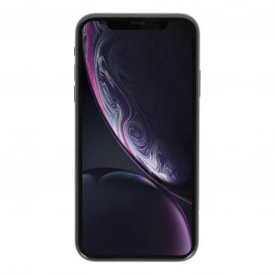Apple iPhone XR 256GB schwarz - sehr gut
