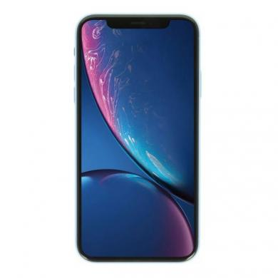 Apple iPhone XR 256GB blau - gut