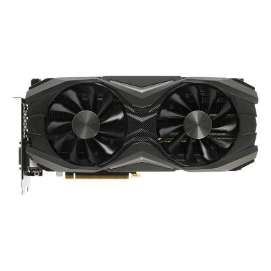 Zotac GeForce GTX 1080 AMP (ZT-P10800C-10P) noir - Neuf
