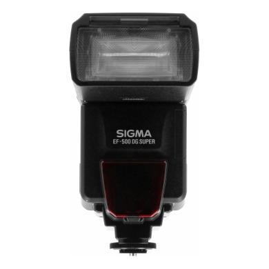 Sigma EF-500 DG Super Blitzgerät für Canon schwarz - neu