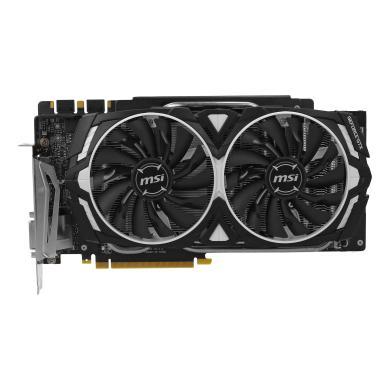 MSI GeForce GTX 1080 Ti Armor 11G OC (V360-010R) schwarz - neu