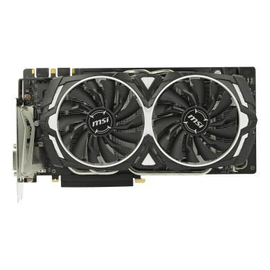 MSI GeForce GTX 1080 Armor 8G OC (V336-004R) schwarz - neu