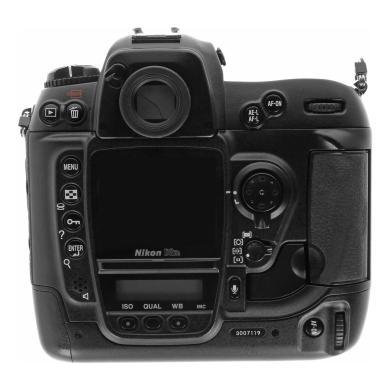 Nikon D2Hs schwarz - neu