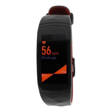 Samsung Samsung Gear Fit 2 Pro (R365) schwarz & rot - neu