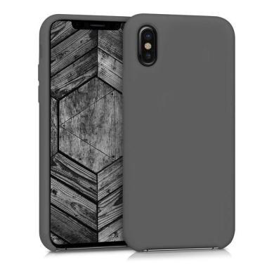 kwmobile TPU Case für iPhone X schwarz (42495.01) - neu