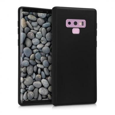 kwmobile Soft Case für Samsung Galaxy Note 9 (45726.47) schwarz matt - neu