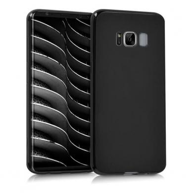 kwmobile TPU Case für Samsung Galaxy S8 mattschwarz (40981.47) - neu
