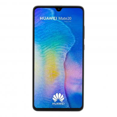 Huawei Mate 20 Single-Sim 128GB schwarz - gut