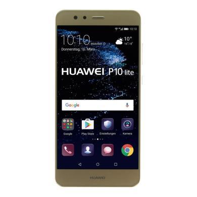 Huawei P10 lite Single-Sim (3GB) 32GB gold - neu