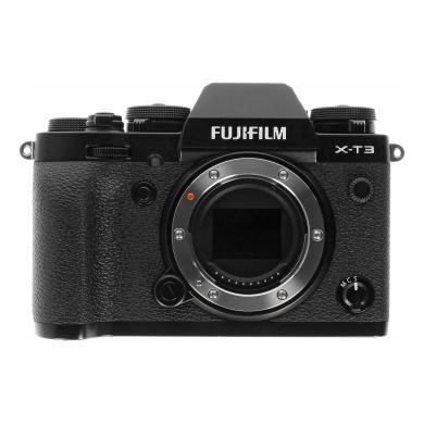 Fujifilm X-T3 schwarz - neu