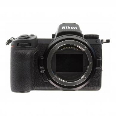 Nikon Z7 schwarz - neu
