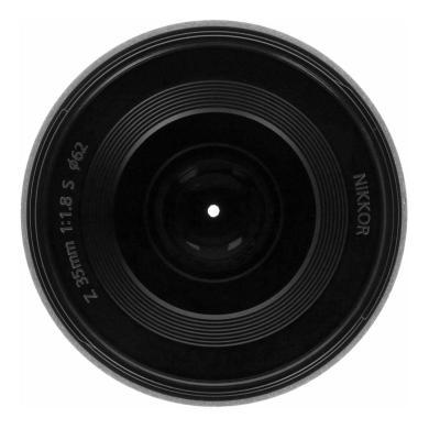 Nikon 35mm 1:1.8 Z S noir - Neuf