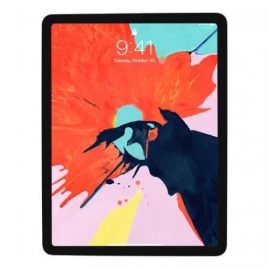 "Apple iPad Pro 12,9"" +4G (A1895) 2018 64Go argent - Comme neuf"