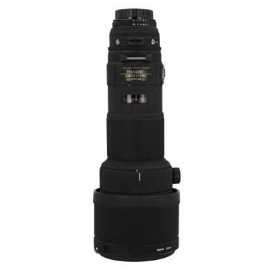 Sigma pour Nikon F 500mm 1:4.5 AF EX DG APO HSM IF noir - Neuf