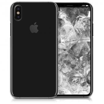 kwmobile Crystal Case für Apple iPhone X transparent (42502.03) - neu