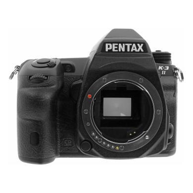 Pentax K-3 II schwarz - neu