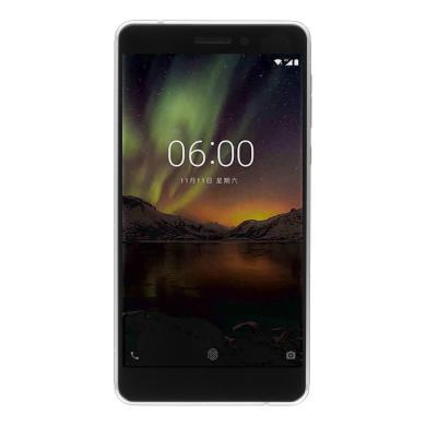 Nokia 6.1 Dual-Sim 32GB weiß - neu