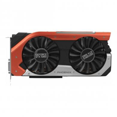 Gainward GeForce GTX 1060 Phoenix (3729) schwarz - gut