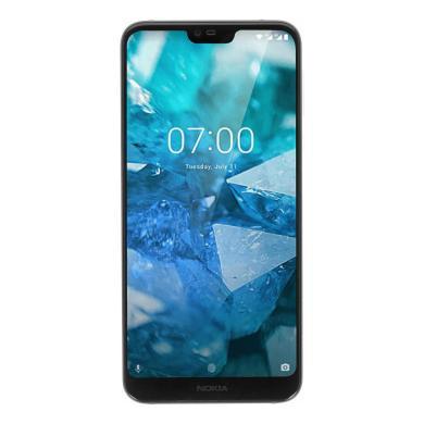 Nokia 7.1 Dual-Sim 32Go bleu - Neuf