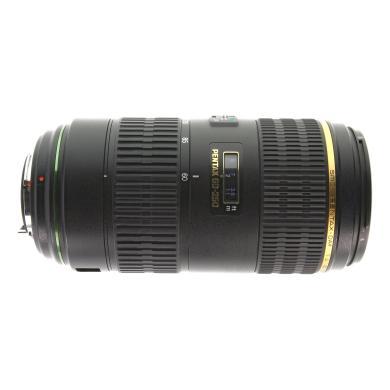 Pentax 60-250mm 1:4.0 smc DA ED IF SDM negro - nuevo