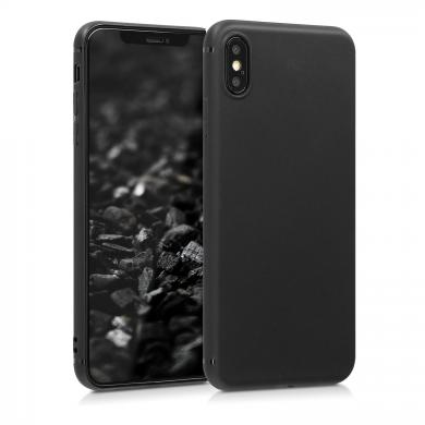 kwmobile TPU Case für Apple iPhone XS Max schwarz (46482.01) - neu