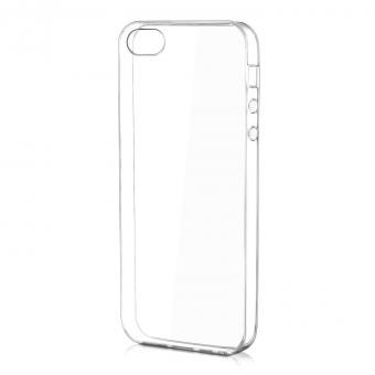 kwmobile TPU Case für Apple iPhone SE / 5 / 5S (26350.03) transparent - neu