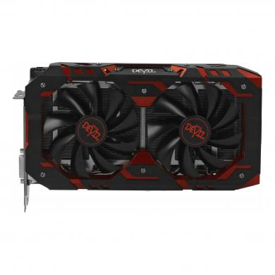 PowerColor Radeon RX 590 Red Devil (AXRX 590 8GBD5-3DH/OC) schwarz/rot - sehr gut