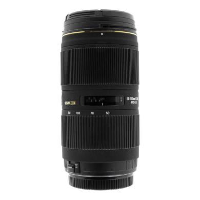 Sigma 50-150mm 1:2.8 AF EX DC APO HSM II pour Canon EF noir - Neuf