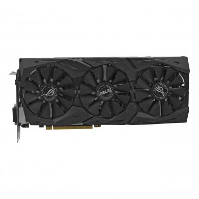 Asus ROG Strix GeForce GTX 1080 OC (90YV09M0-M0NM00) negro - nuevo