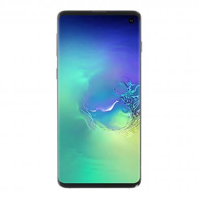 Samsung Galaxy S10 Duos (G973F/DS) 128GB verde - muy bueno