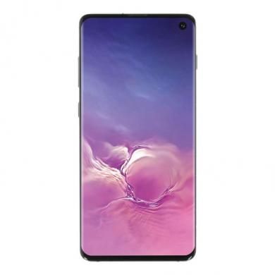 Samsung Galaxy S10+ Duos (G975F/DS) 512Go noir prisme - Comme neuf