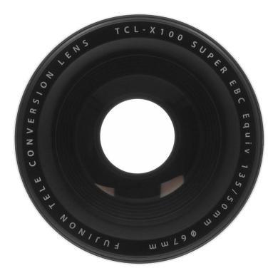 Fujifilm TCL-X100 plata - nuevo