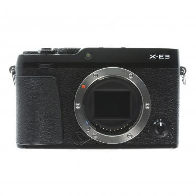 Fujifilm X-E3 noir - Neuf