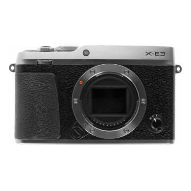 Fujifilm X-E3 silber - neu