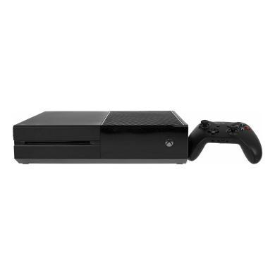 Microsoft Xbox One - 1TB schwarz - neu