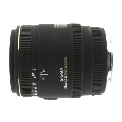 Sigma 70mm 1:2.8 Art AF DG Macro für Canon EF schwarz - neu