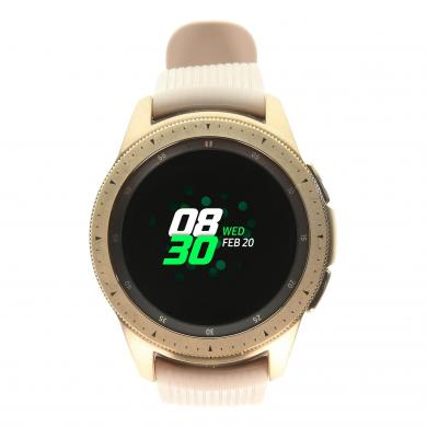 Samsung Galaxy Watch 42mm LTE (SM-R815) oro rosado - nuevo