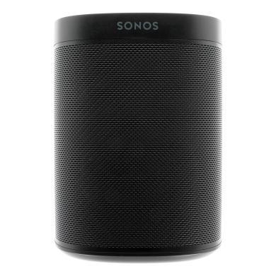 Sonos One (Gen 2) schwarz - neu