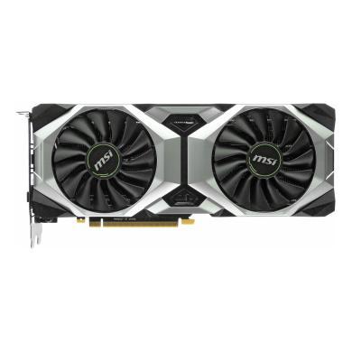 MSI GeForce RTX 2080 Ventus 8G OC (V372-007R) noir & blanc - Neuf