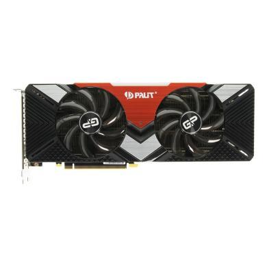 Palit GeForce RTX 2080 Dual (NE62080020P2-180A) negro - nuevo