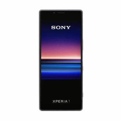 Sony Xperia 1 Dual-SIM 128GB schwarz - neu