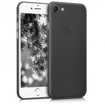 kwmobile Slim Case Slim für Apple iPhone 7 / 8 (40839.01) schwarz - neu